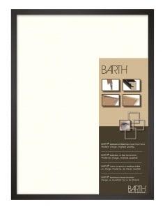Barth wissellijsten, 1125, black, floatglas, artglas,foto inlijsten, goedkoop inlijsten