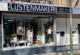 lijstenmakerij atelier pantazi goedinlijsten webshop geleen limburg passe partout fotolijst wisselijst schilderijlijst